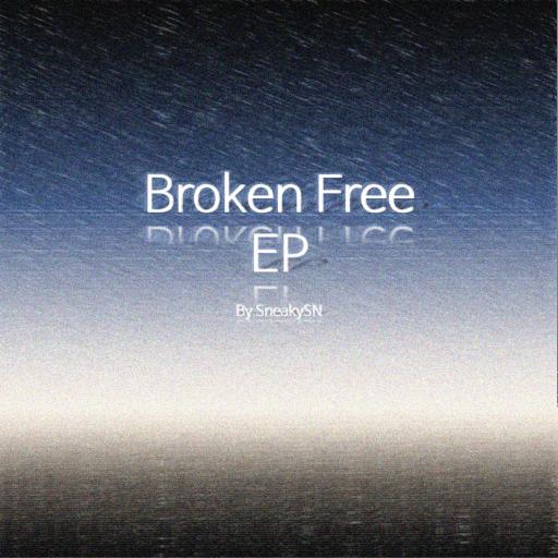 Broken Free EP album cover