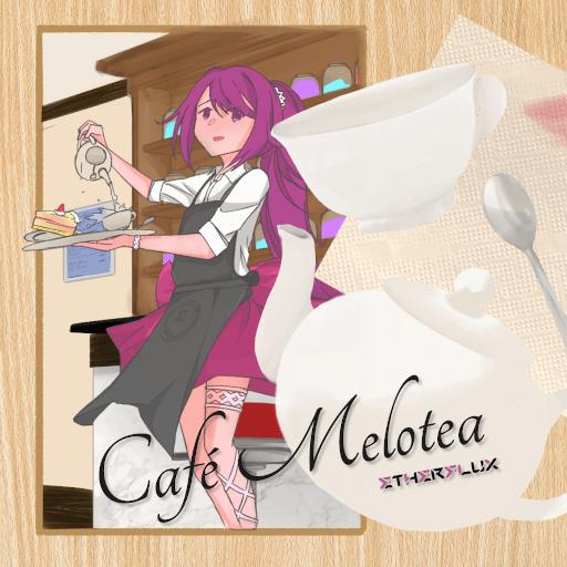 Café Melotea album cover