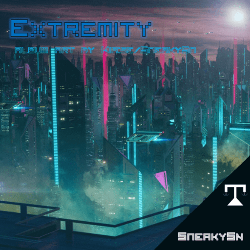 Extremity album cover