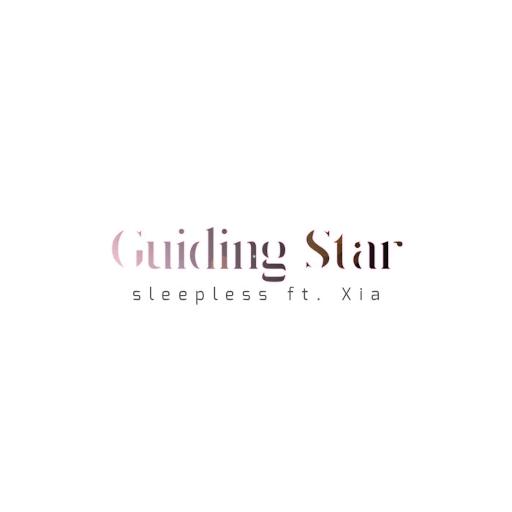 guiding star ft. xia album cover