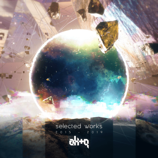 selected works 2015 - 2019 album cover